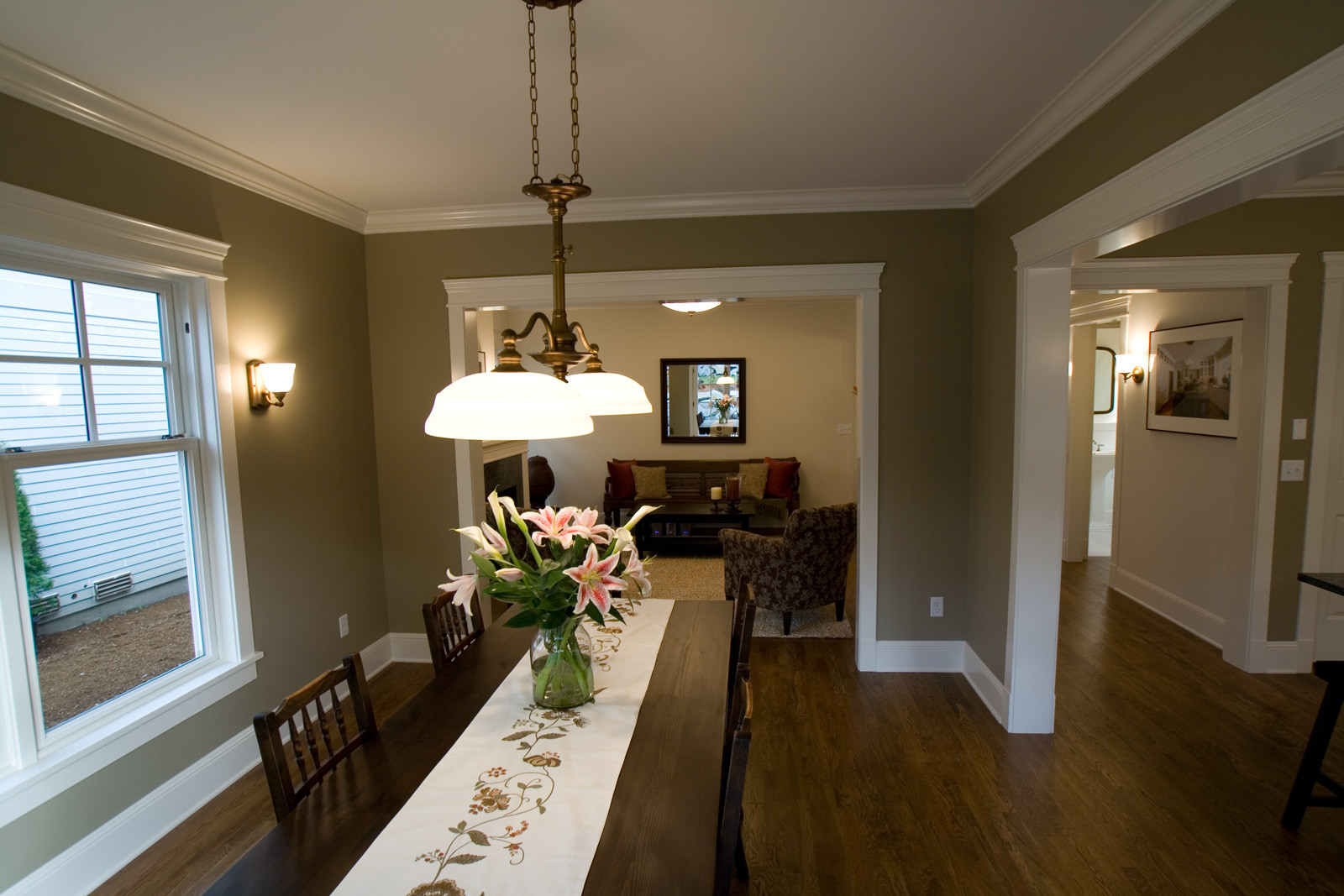 Brown Paint Living Room  Modern Paint Colors for Living Room Ideas