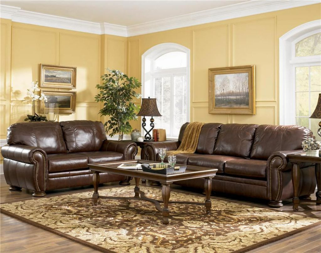 Brown Paint Living Room  Living Room Colors with Brown Furniture Decor IdeasDecor