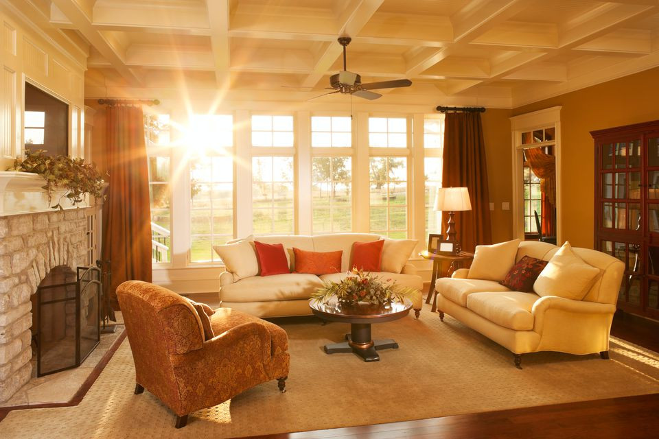 Brown Paint Living Room  Ideas for How to Use Brown Paint in Your Home