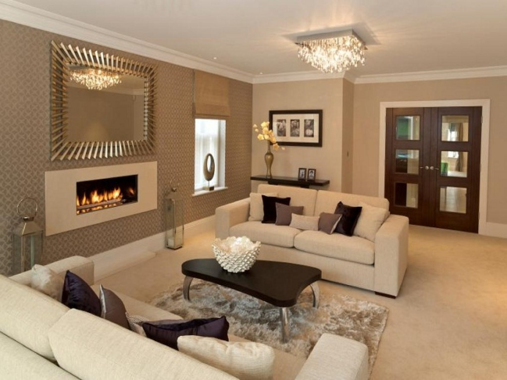 Brown Paint Living Room  Exceptional Popular Wall Colors 5 Living Room Brown Paint