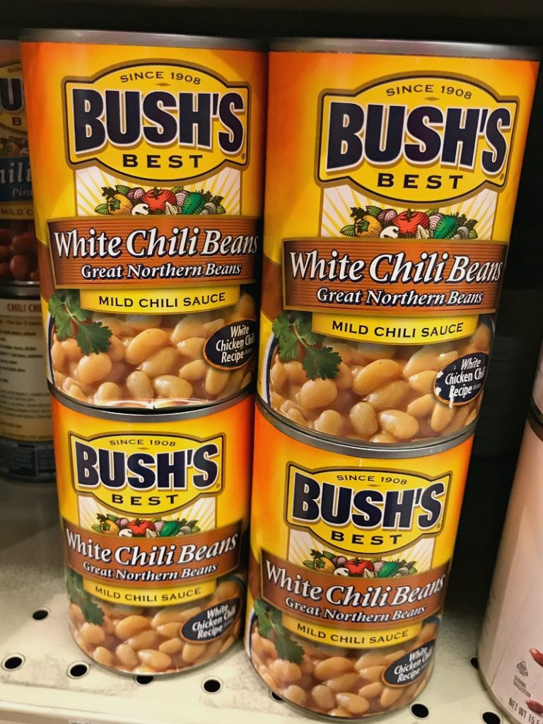 Bush'S White Bean Chicken Chili  White Chicken Chili A Hearty Slow Cooker Meal for Busy