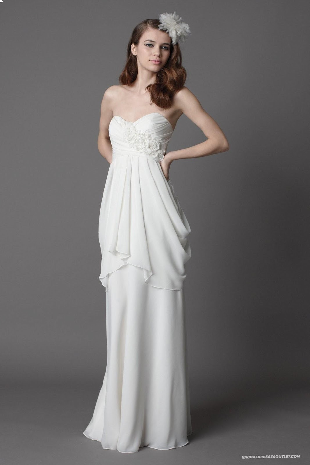 Casual Backyard Weddings  Choose Your Fashion Style Casual Wedding Dresses for