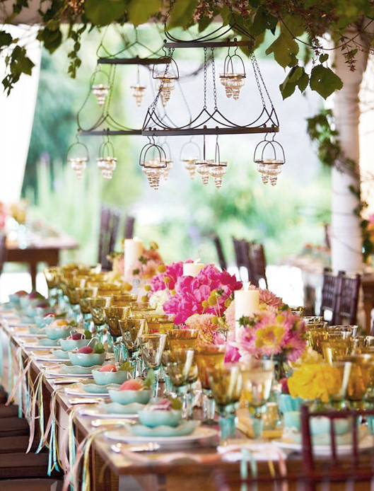Casual Wedding Themes  Your Outdoor Wedding Reception – What's Your Style