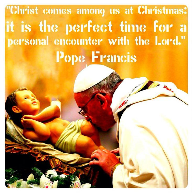 Catholic Christmas Quotes  111 best PF QUOTES images on Pinterest