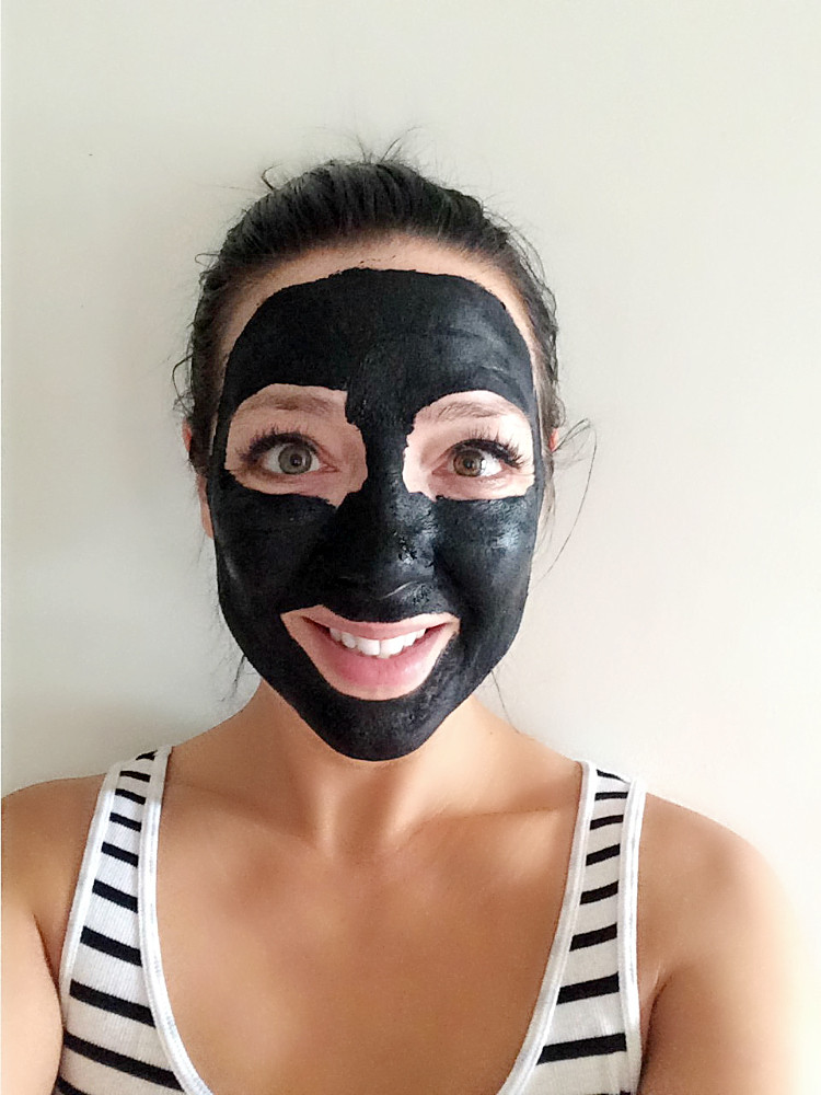 Charcoal Face Mask DIY  Wash f DIY Charcoal Face Mask Extreme Couponing Mom
