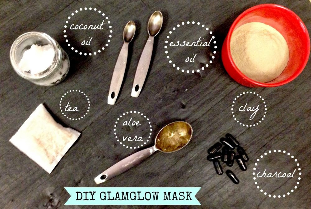 Charcoal Face Mask DIY  DIY Charcoal Mask WIth 3 Ingre nt That Will Brighten