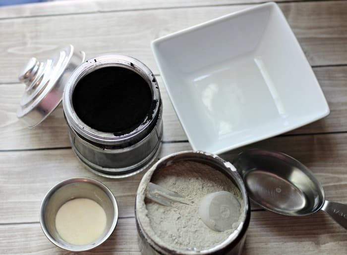 Charcoal Mask DIY Ingredients  DIY Activated Charcoal Face Mask