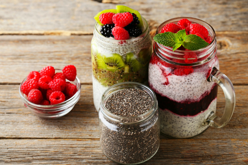 Chia Seeds Recipes Indian  9 Benefits of Chia Seeds Personalized & Customized Diet