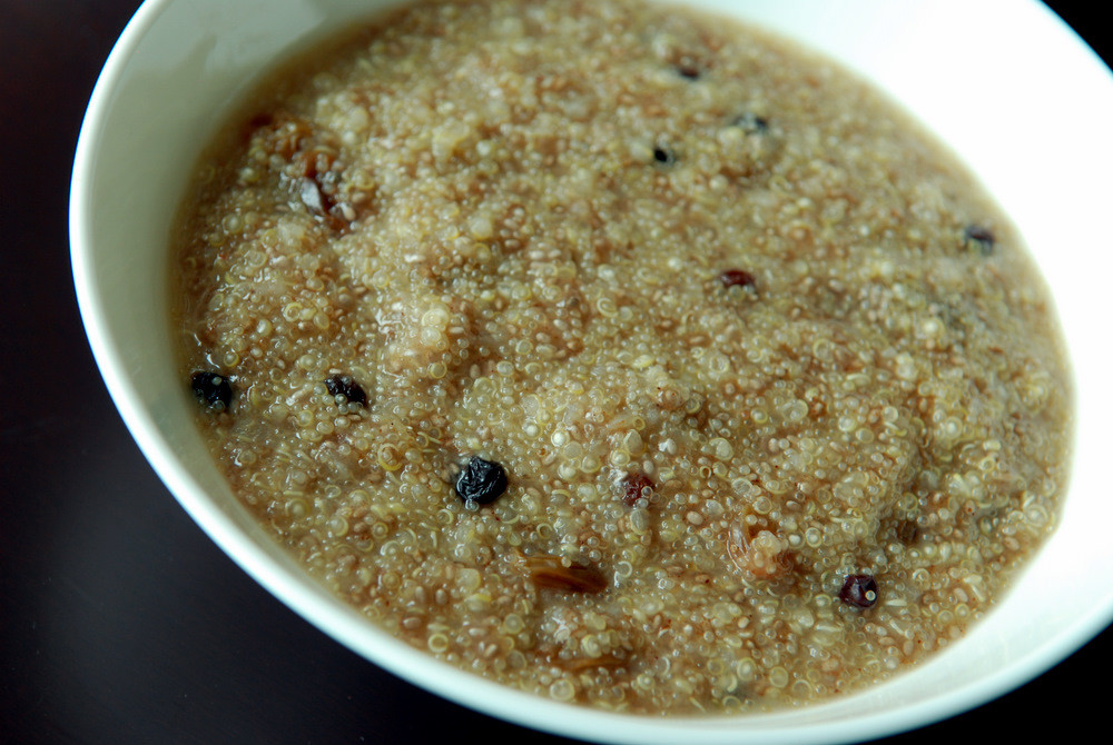 Chia Seeds Recipes Indian  Indian Spiced Superseed Porridge
