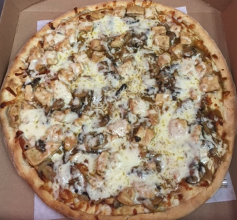 Chicken Marsala Pizza  Michaels Pizza And Pasta Picture Gallery