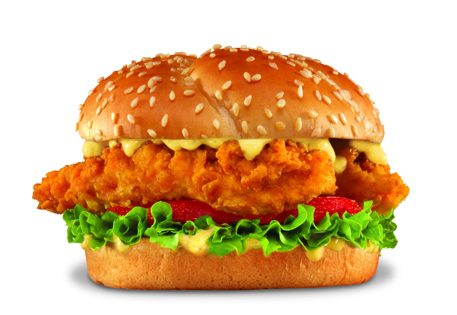 Chicken Tenders Sandwich  Hardee s offers new way to enjoy its chicken tenders with