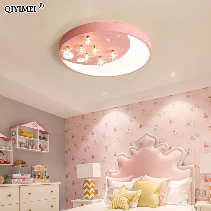 Children Bedroom Lights  LED Ceiling Lights for kids room lighting children Baby