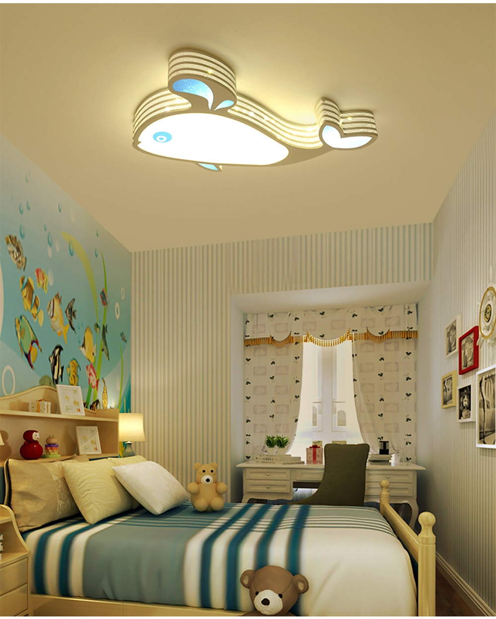Children Bedroom Lights  HGhomeart kids lights bedroom lighting LED Ceiling Lamp
