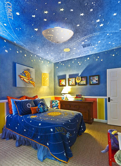 Children Bedroom Lights  6 Great Kids Bedroom Themes Lighting Ideas & Tips from