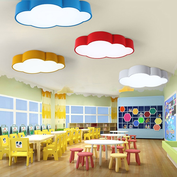 Children Bedroom Lights  Lovely Cartoon ceiling lamp light for Kids children