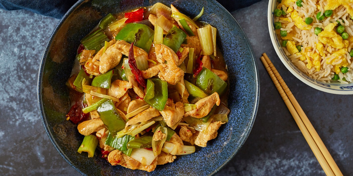 Chilli Chicken Recipes Indian  Indian Chinese Chilli Chicken Recipe Great British Chefs