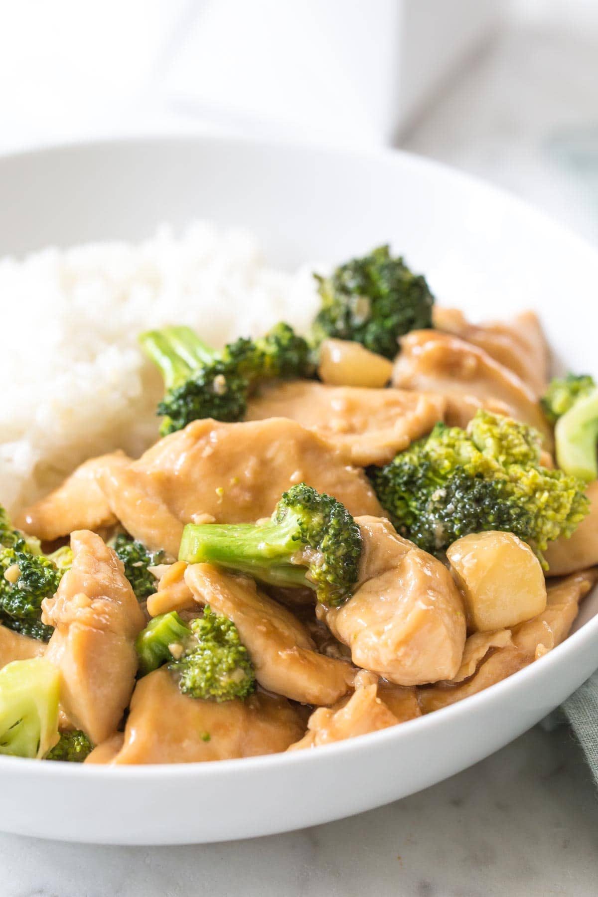Chinese Chicken And Broccoli Recipes  Chinese Chicken and Broccoli Simply Whisked Dairy Free