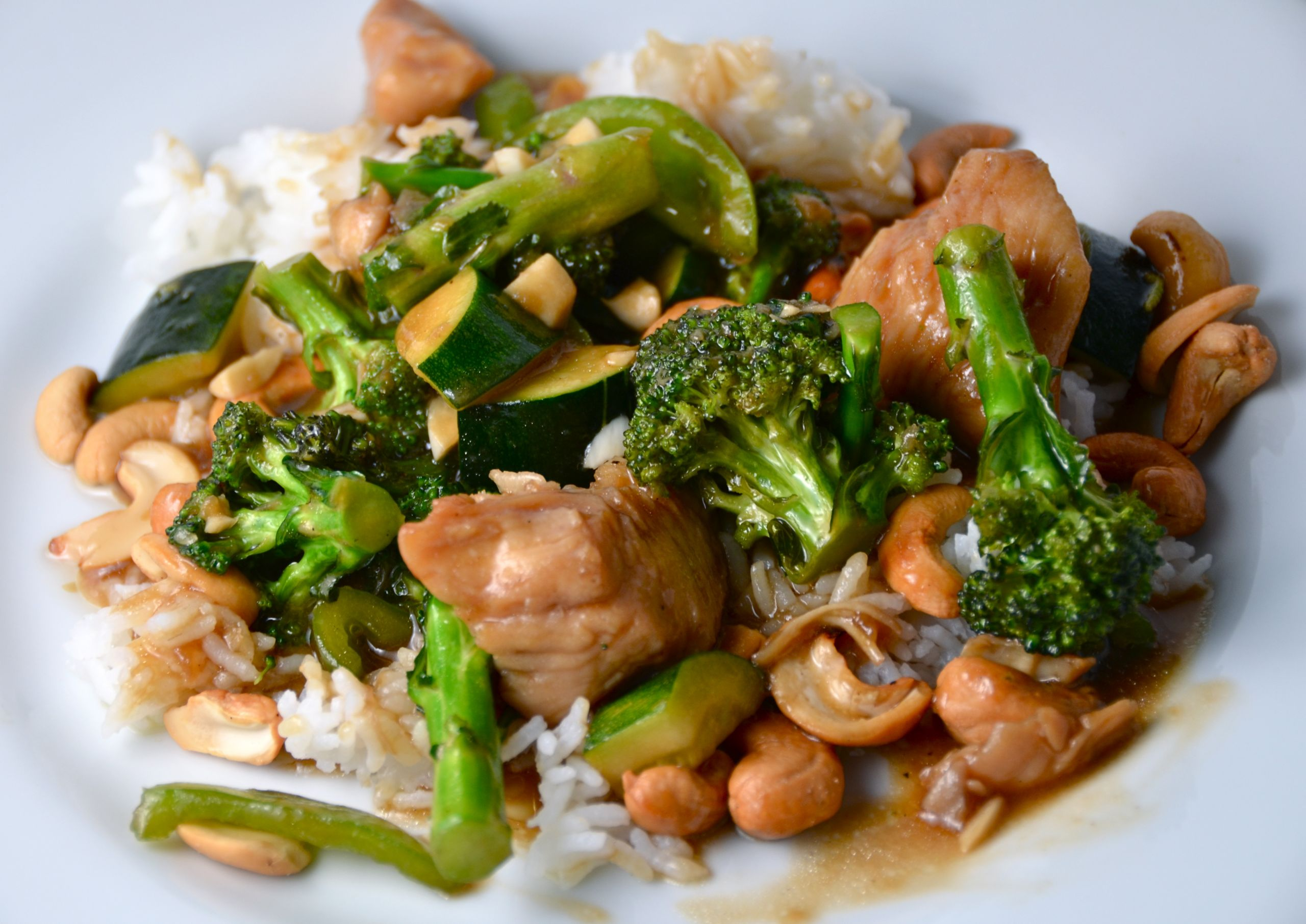 Chinese Chicken And Broccoli Recipes  Chinese Chicken With Broccoli And Cashews New Music From