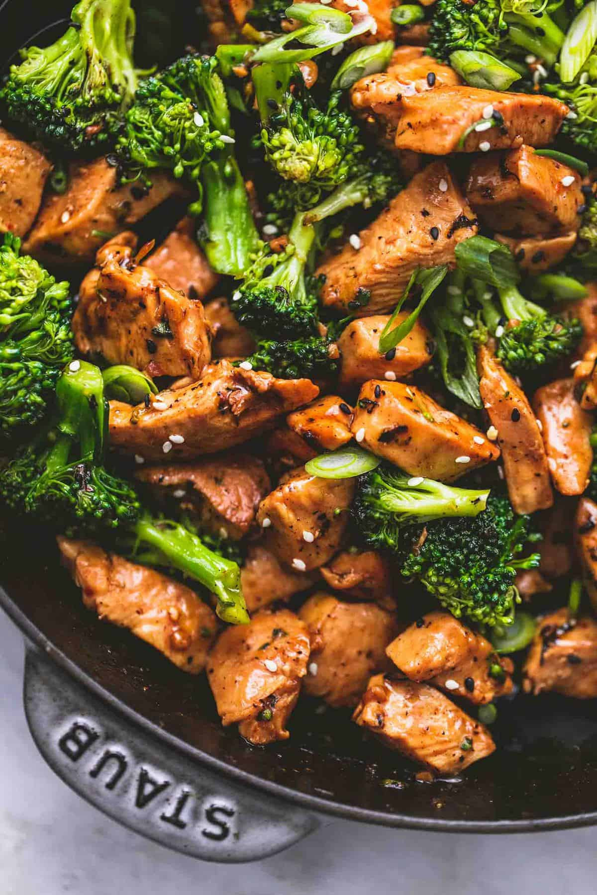 Chinese Chicken And Broccoli Recipes  Chicken and Broccoli Stir Fry