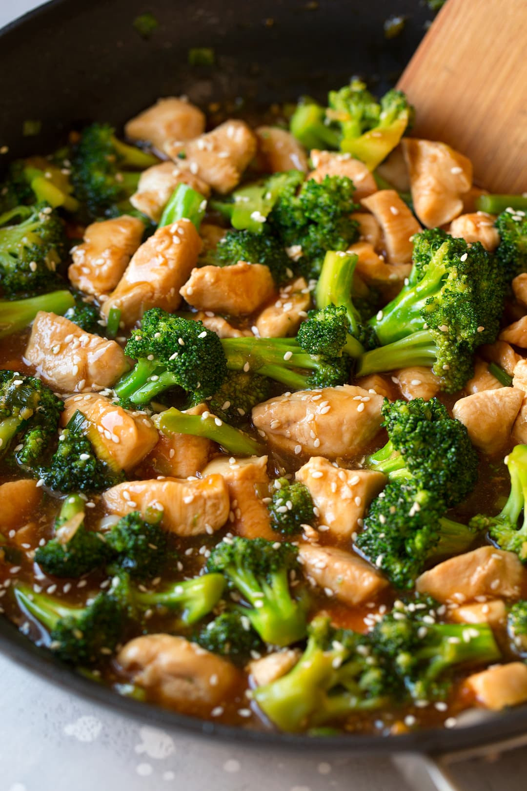 Chinese Chicken And Broccoli Recipes  Chinese Chicken and Broccoli Stir Fry Healthy & Easy