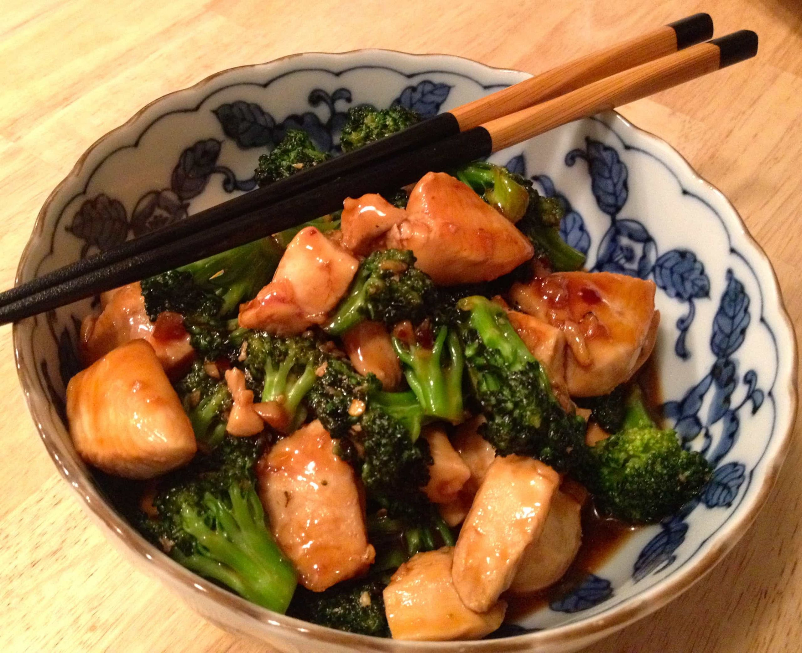 Chinese Chicken And Broccoli Recipes  Paleo Chinese Chicken and Broccoli
