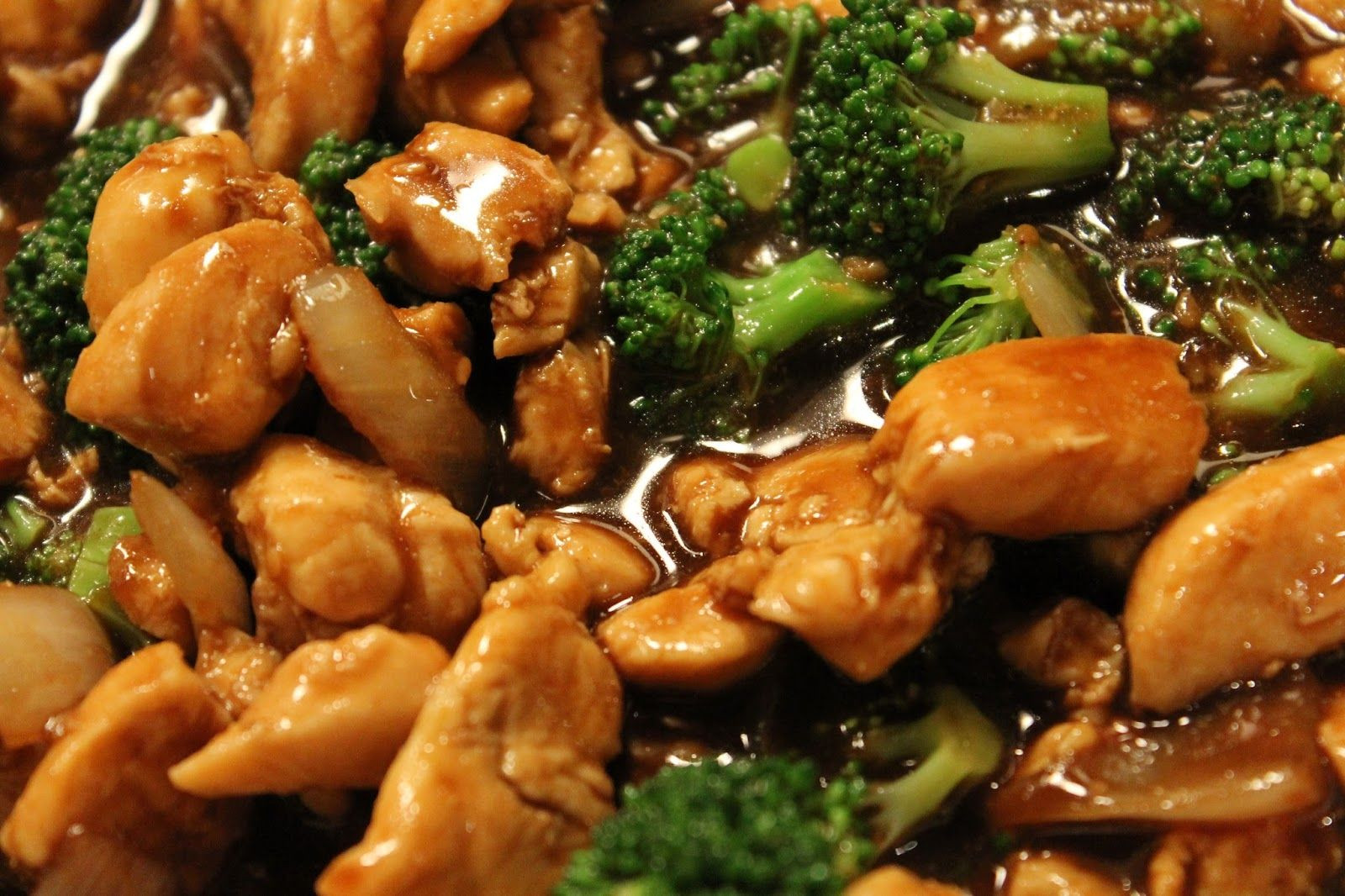 Chinese Chicken And Broccoli Recipes  Chicken and Broccoli in Brown Sauce You Can Make it at