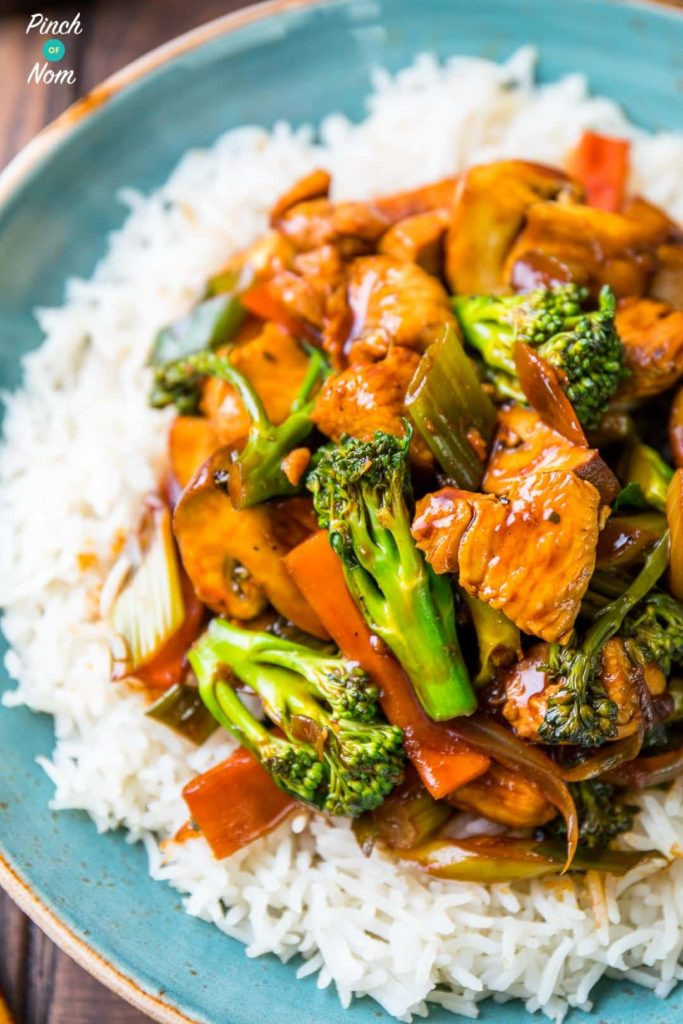 Chinese Chicken And Broccoli Recipes  Syn Free Chinese Chicken and Broccoli