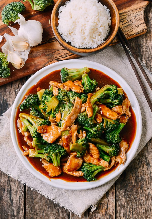 Chinese Chicken And Broccoli Recipes  Chicken and Broccoli with Brown Sauce