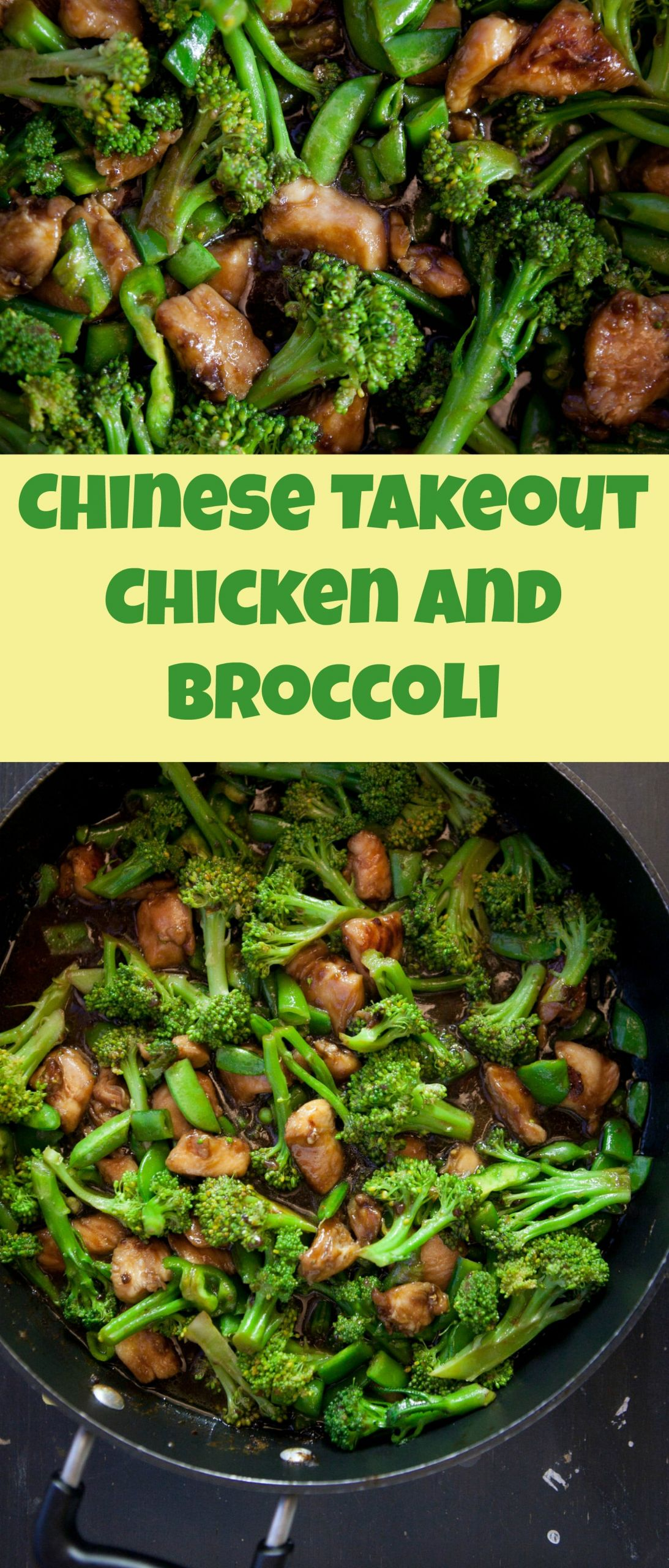 Chinese Chicken And Broccoli Recipes  Chinese Takeout Chicken and Broccoli Brooklyn Farm Girl
