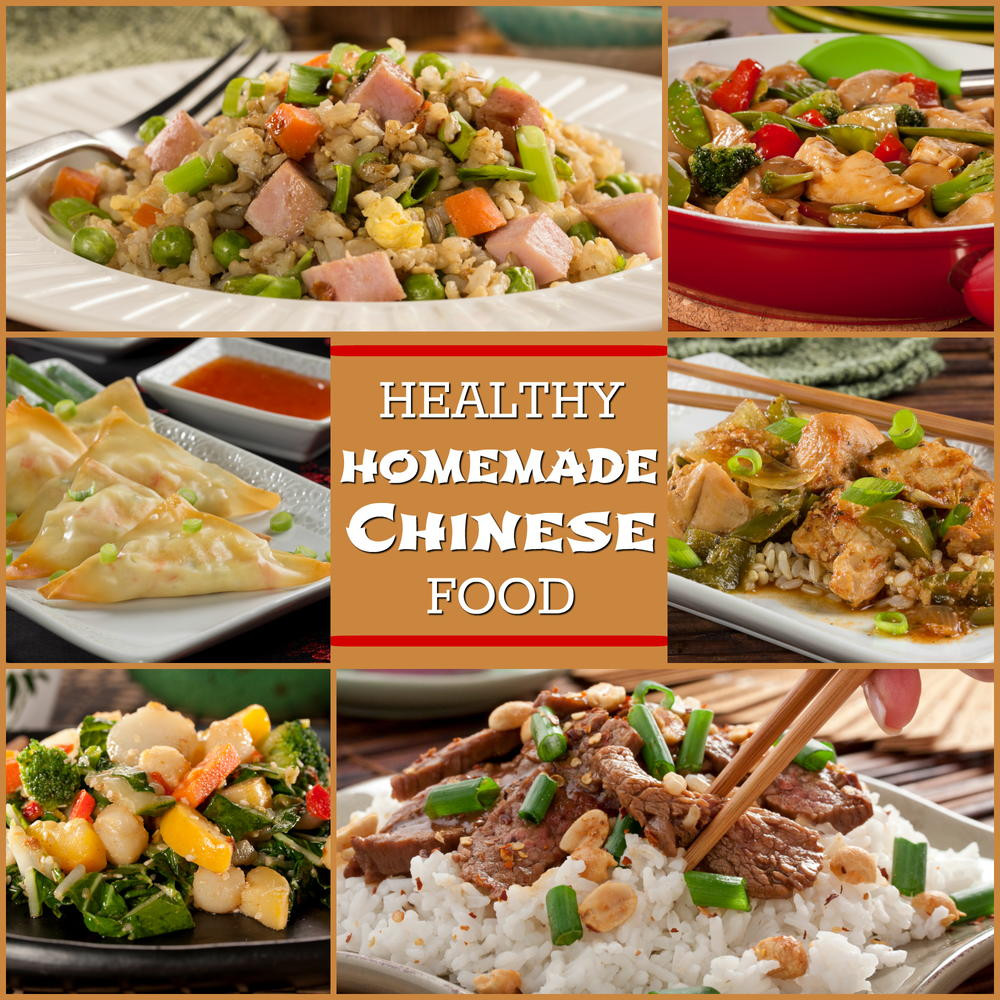 Chinese Foods Recipes With Pictures  Healthy Homemade Chinese Food 8 Easy Asian Recipes