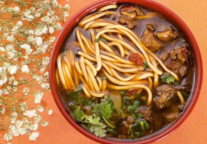 Chinese Foods Recipes With Pictures  Give you a recipe for authentic traditional chinese food