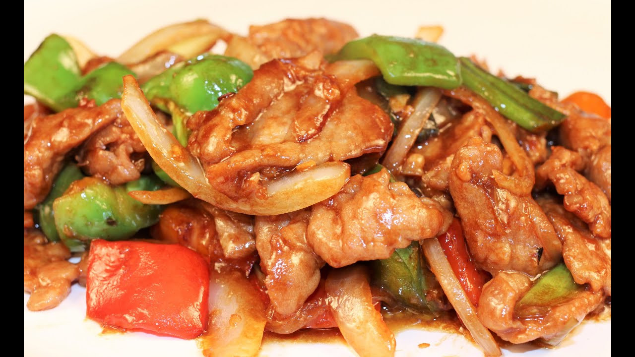 Chinese Foods Recipes With Pictures  Chinese Pepper Steak Recipe Chinese Food Dinner for 2