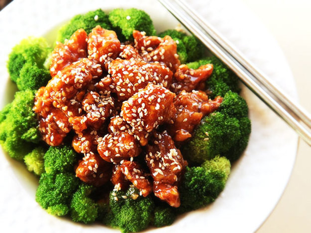 Chinese Foods Recipes With Pictures  The Best Chinese Sesame Chicken Recipe