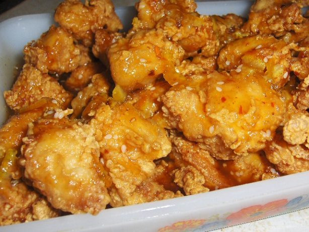 Chinese Fried Chicken  Chinese Style Fried Chicken Recipe Food