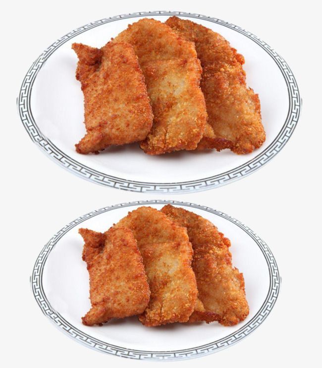 Chinese Fried Pork Chops  Chinese Style Dish With Fried Pork Chops Two Copies