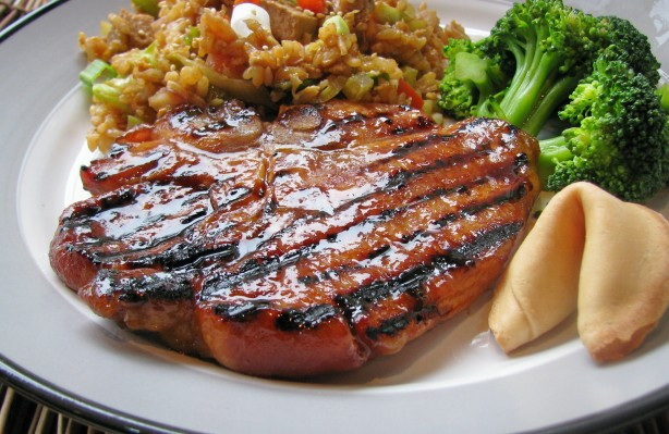 Chinese Fried Pork Chops  Grilled Chinese Pork Chops Recipe Chinese Food