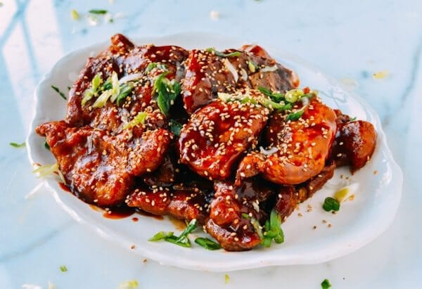 Chinese Fried Pork Chops  Sweet and Sour Pork Chops Peking Style The Woks of Life