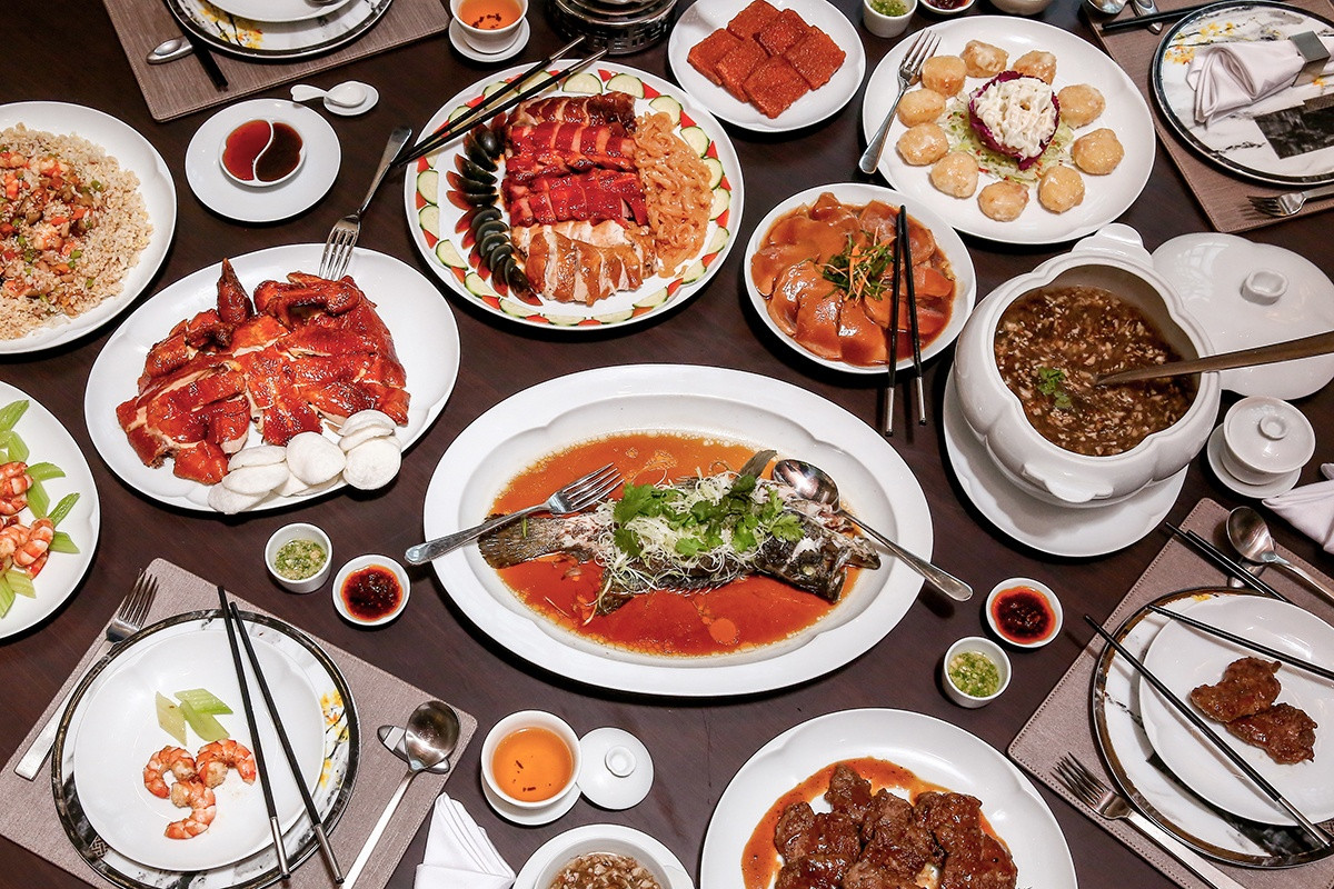 Chinese New Year Dinner  Chinese New Year 2019 Family Reunion Dinner Ideas • Our