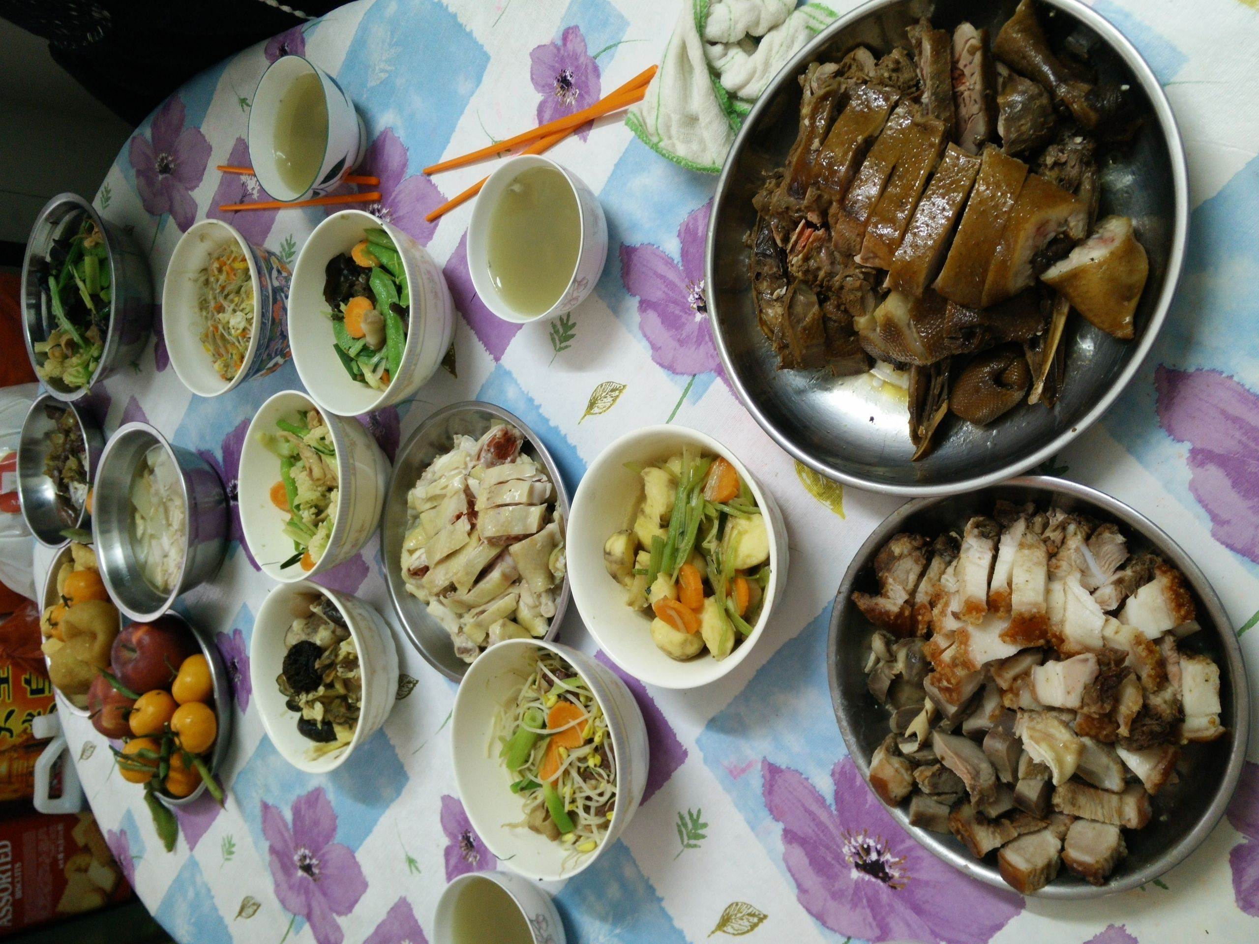Chinese New Year Dinner  Traveling In China During Chinese New Year s Pros and