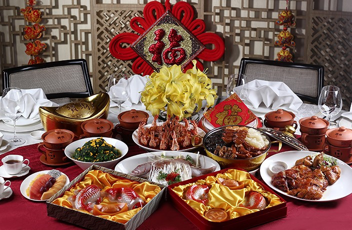 Chinese New Year Dinner  Where to Enjoy a Spring Festival Feast in Beijing 2018