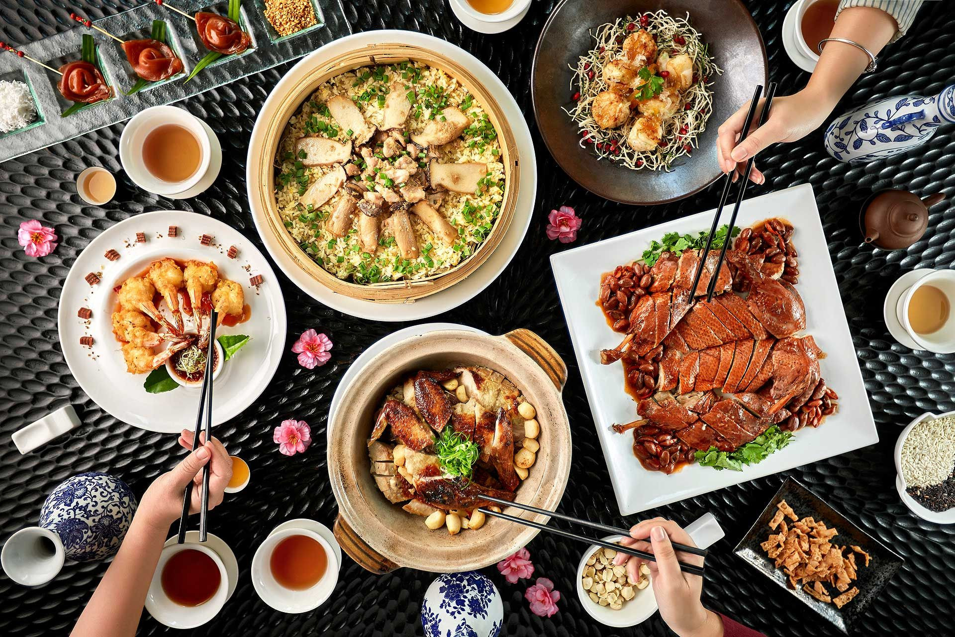 Chinese New Year Dinner  18 Places For A Delicious Chinese New Year Feast With Your
