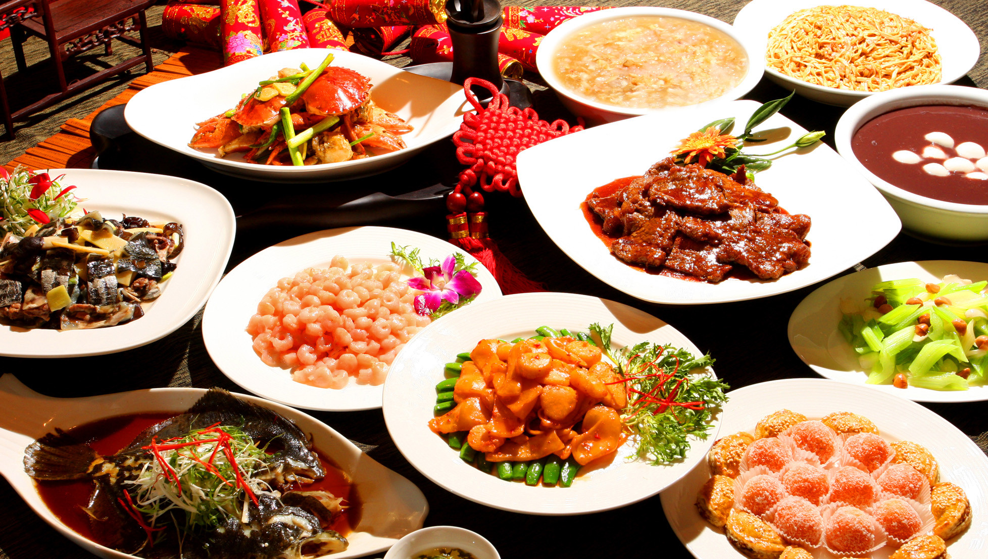 Chinese New Year Dinner  How To Celebrate Chinese New Year When You Aren't In China