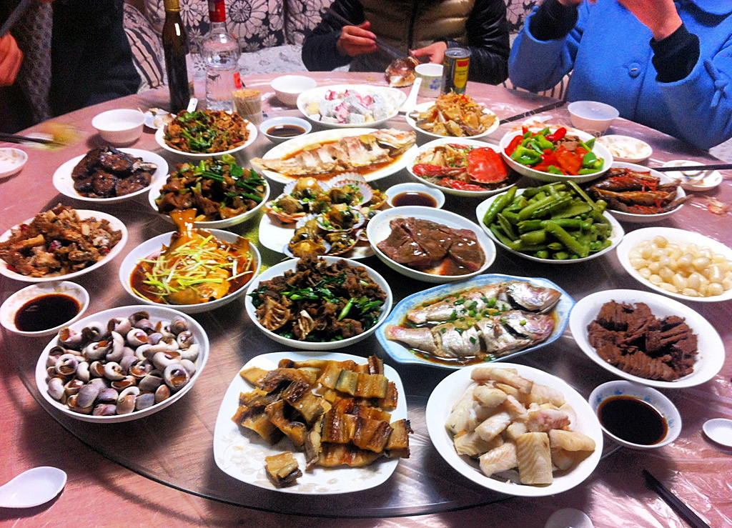Chinese New Year Dinner  Tradition and Modern Musings Chinese New Year 2019