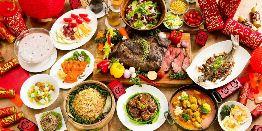 Chinese New Year Dinner  Restaurants With 2018 Chinese New Year Reunion Dinner Sets