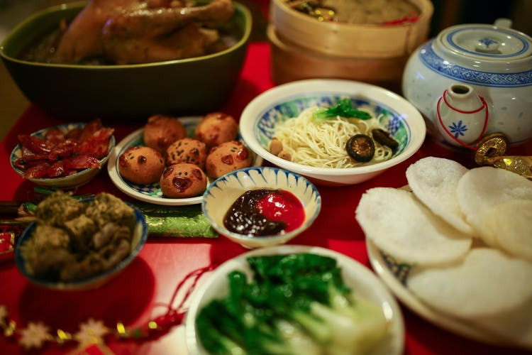 Chinese New Year Dinner  Chinese New Year Food – Chinese New Year 2020