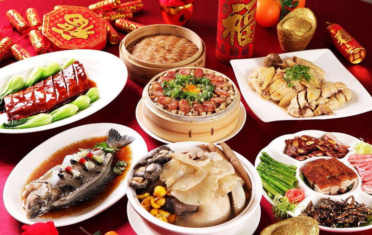 Chinese New Year Dinner  Top Foods You Need to Learn in Preparation for the ing