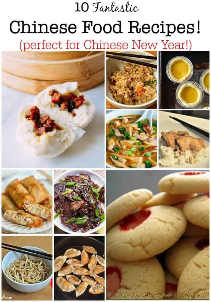 Chinese New Year Foods Recipes  10 Ideas For Chinese New Year Food Mom 6