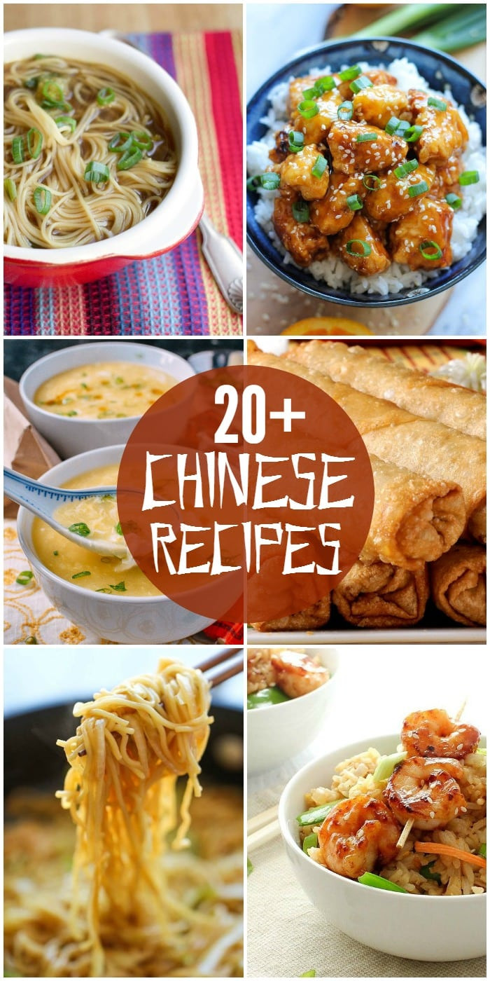Chinese New Year Foods Recipes  Chinese Food Recipes