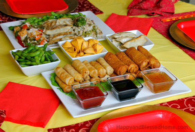 Chinese New Year Foods Recipes  FREE Chinese New Year Printables for Kids and Easy Recipes