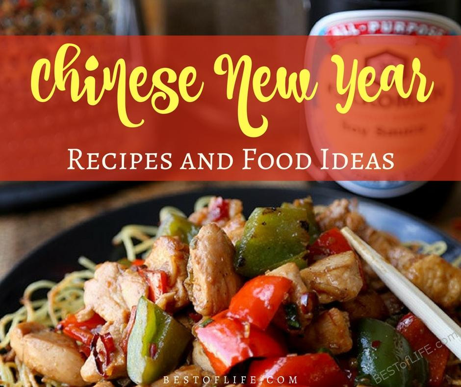 Chinese New Year Foods Recipes  Chinese New Year Food and Recipes The Best of Life